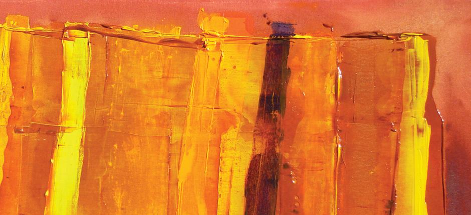 Scott Plear, Abstraction haute en couleur