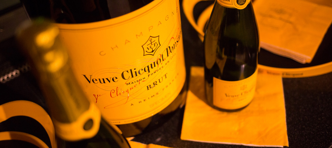 November 3, 2015 : 160th anniversary of the first Veuve Clicquot arrival in Canada