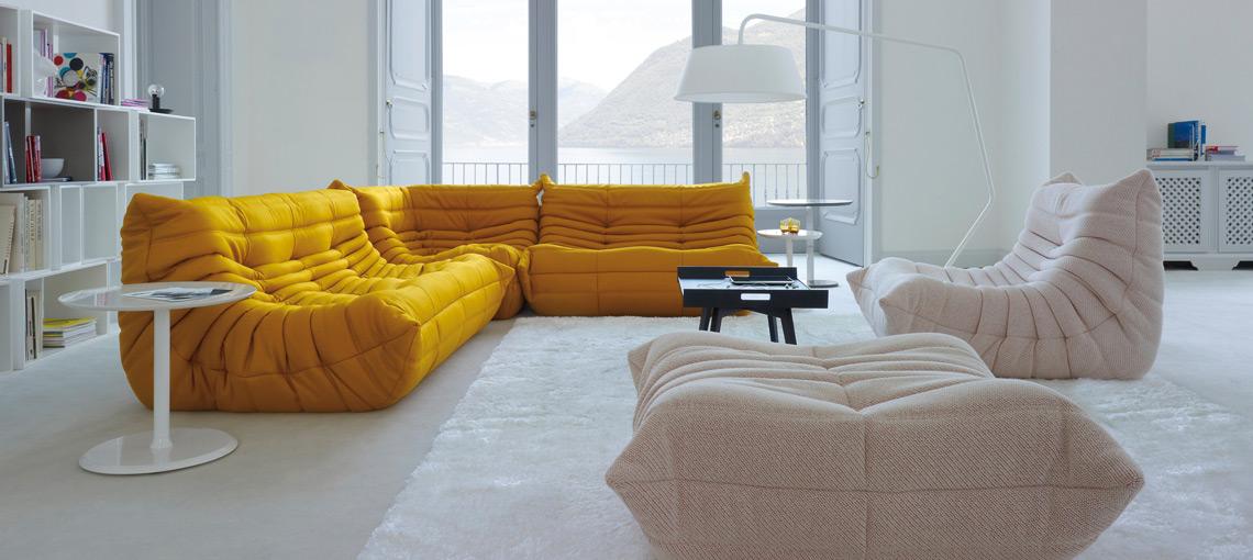 ligne roset a fine tradition mixte magazine. Black Bedroom Furniture Sets. Home Design Ideas