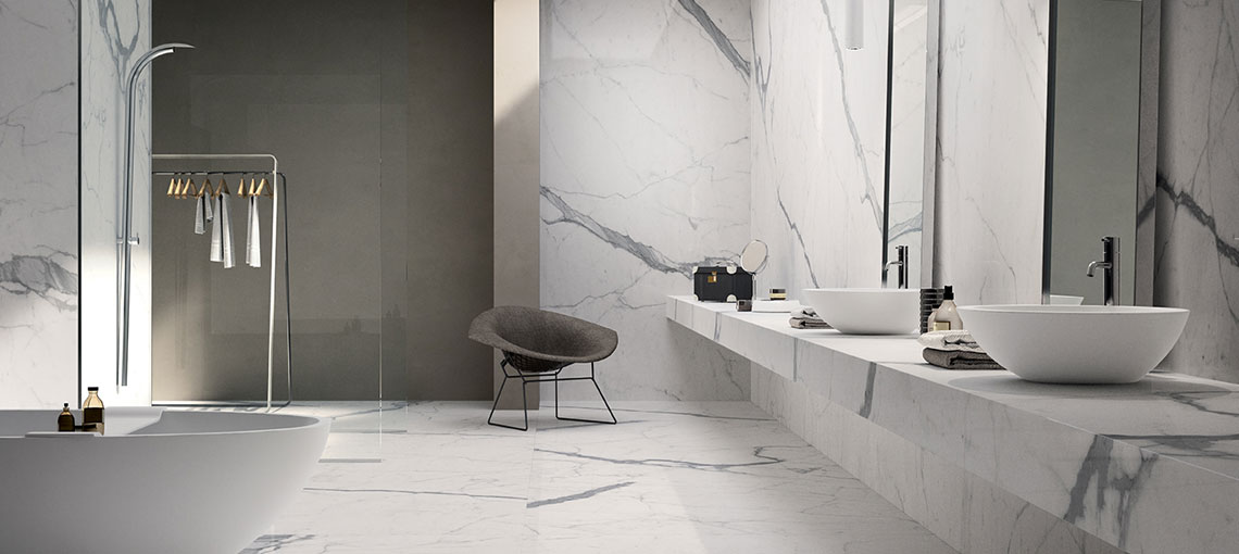 Salle de bain moderne, design et tendance | Mixte Magazine