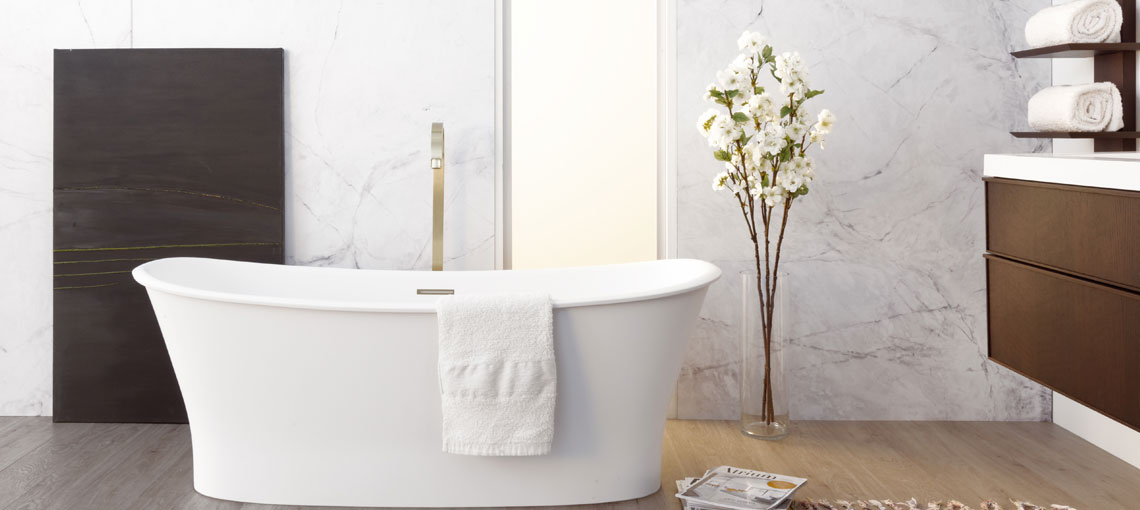 WETSTYLE Launches A Series Of Three New Bathtubs Mixte Magazine - Wet style bathroom