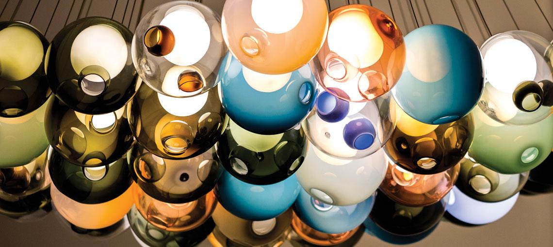19 Lampes Et Luminaires Originaux Pour éclairer Votre Déco Mixte