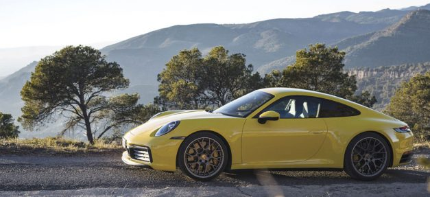 Porsche - À la frontière du luxe et de la mobilité