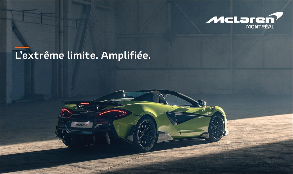 McLaren Montréal