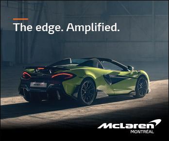 McLaren Montreal