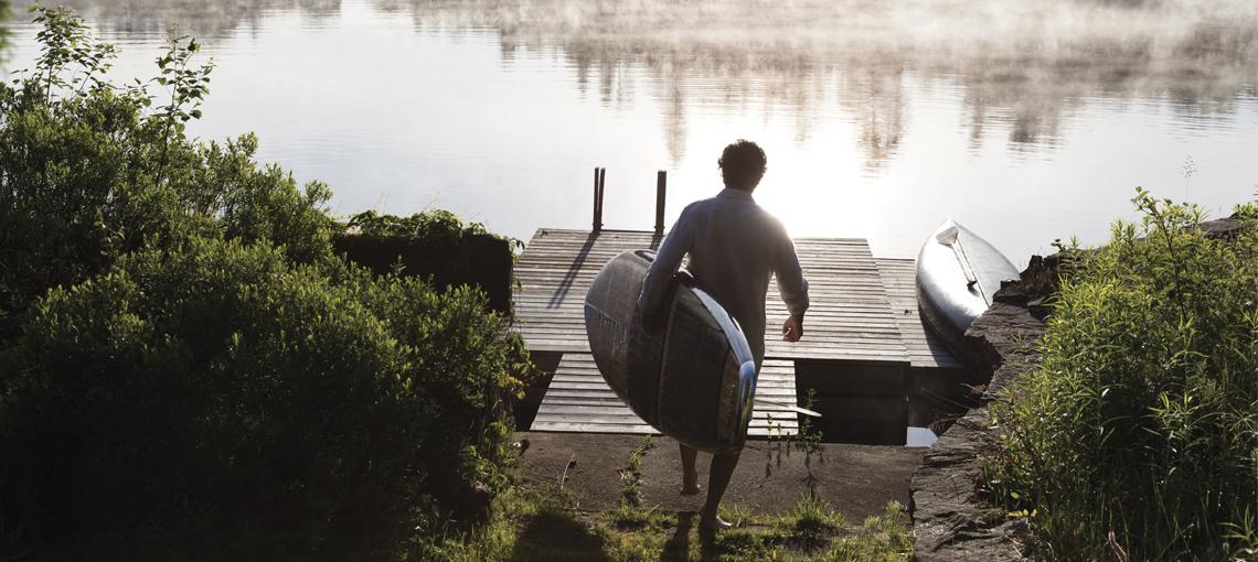 The birth of a brand : Beau Lake watercraft