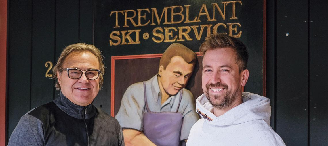 Une relève pour la boutique Daniel Lachance Ski Service