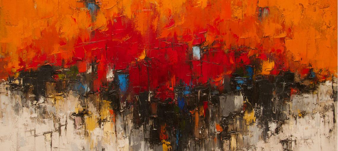 Domonik Sokolowski à la Galerie Blanche