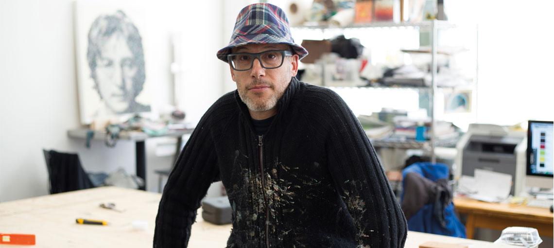 Bradley Hart – un artiste peintre de son temps