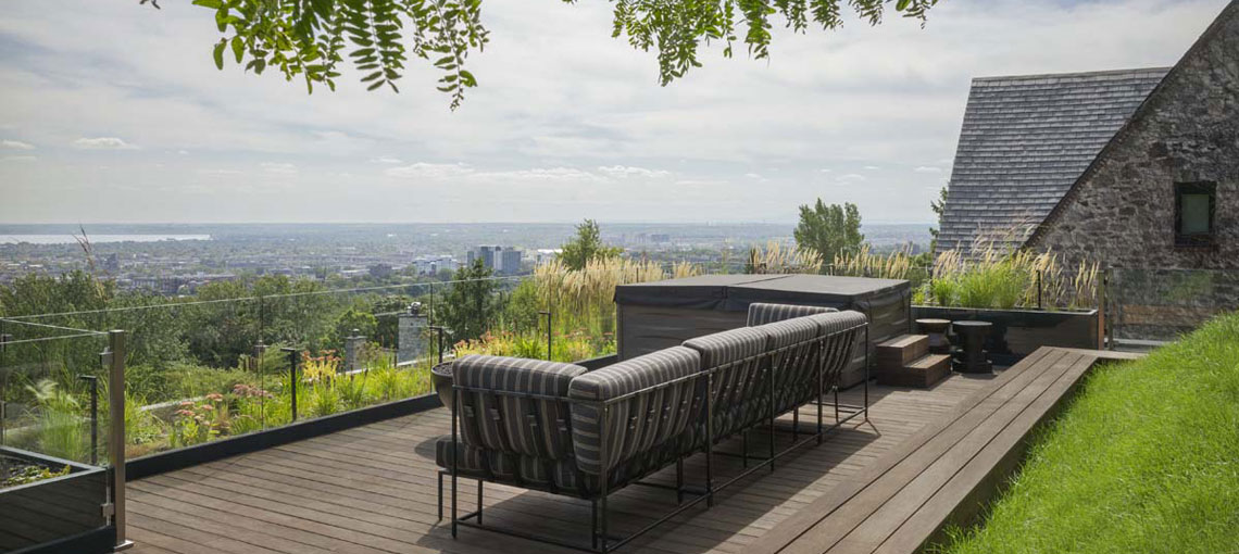 CLARKE TERRACE – by MYTO design d'espaces vivants