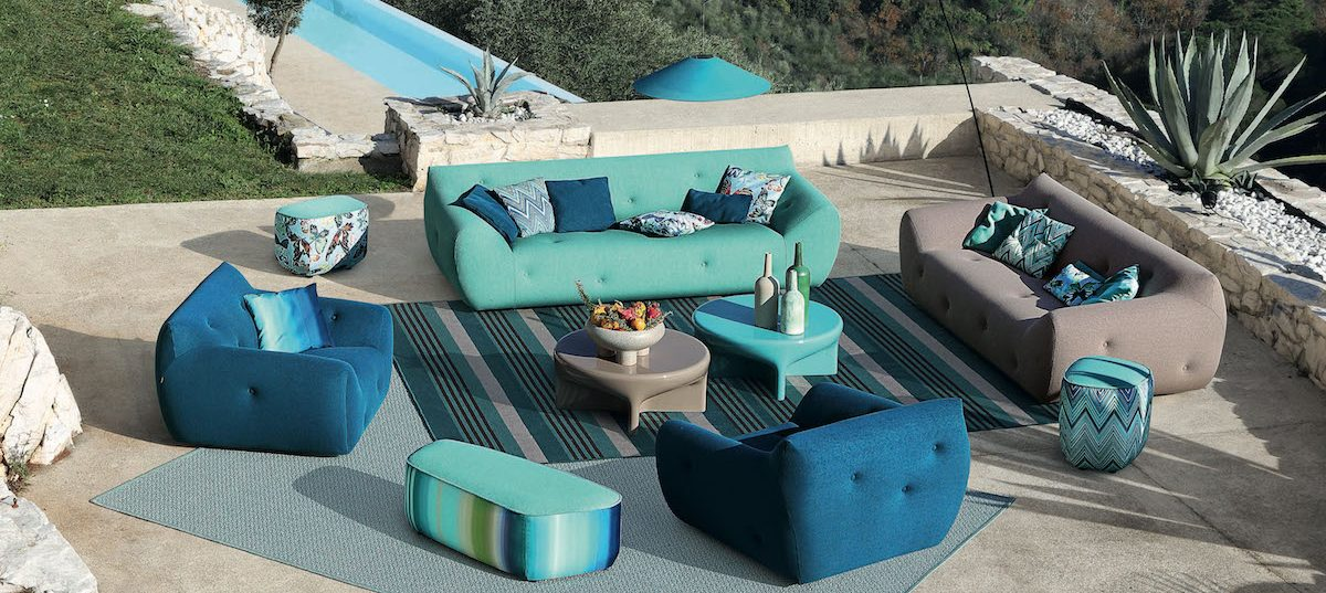 Daylight cravings – INFORMEL OUTDOOR collection from Roche Bobois