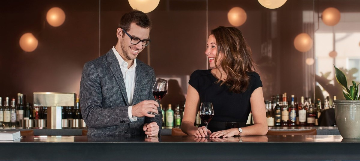 Mylene & Carl – Renowned Sommeliers