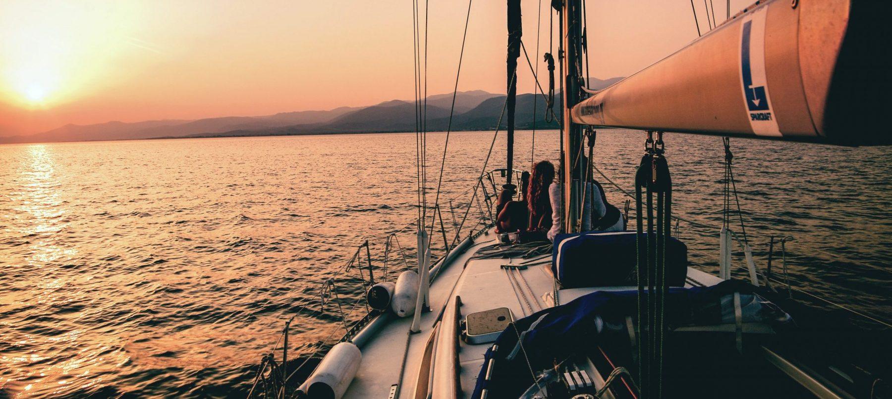 Sailing, A Sensory Sport