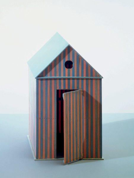 14 Cabina dell'Elba Modello - Courtesy Fondazione Aldo Rossi_LR